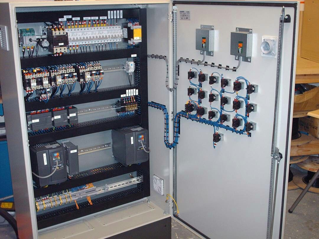 Pin by PLC Mundi on Electric Control Panels | Pinterest