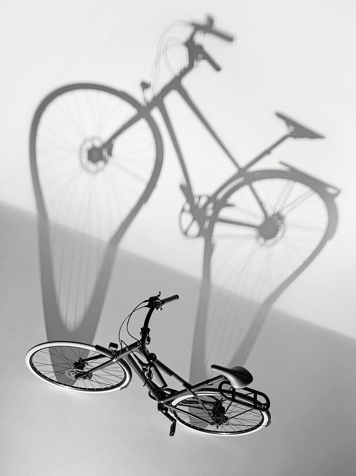 Le Monde d\'Hermès n°64. Bicycle in carbon fibre, carbon and ...