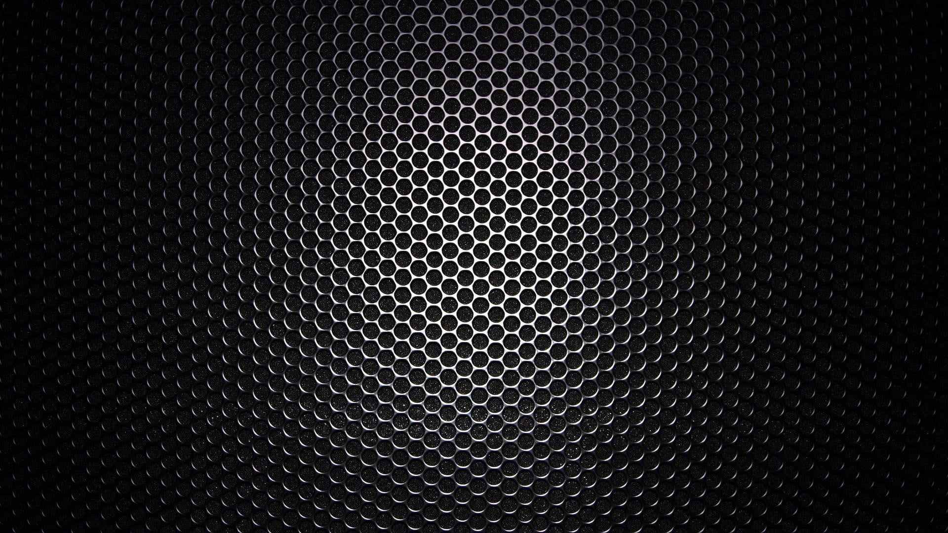 Black Metal Mesh Black Texture Gradient 1080p Wallpaper Hdwallpaper Desktop Black Wallpaper Iphone Wallpaper Images Black Wallpaper Iphone