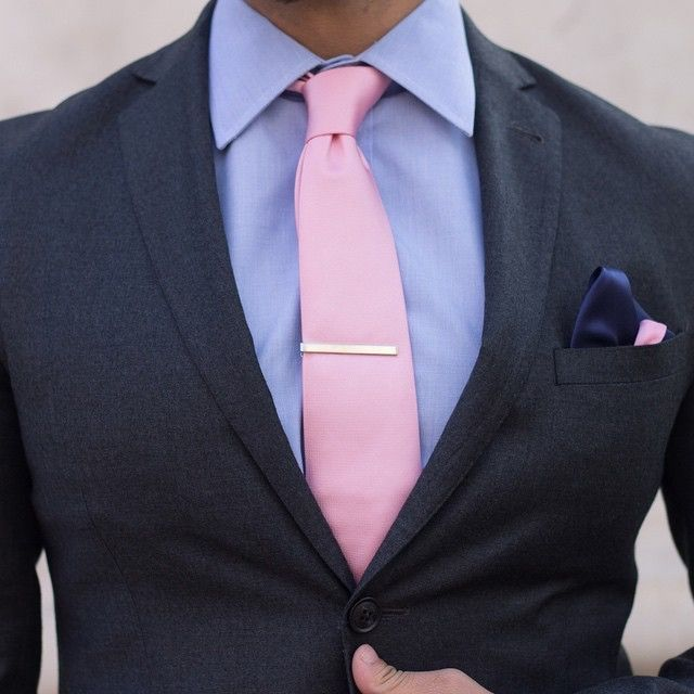 0e34c0c7f009 Salisbury Pink is a contemporary solid pink woven silk tie. WHEN TO WEAR IT  You can not go wrong with Salisbury Pink, this is such a versatile piece.