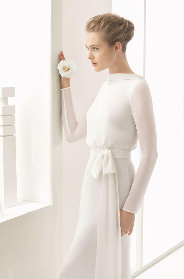 Brautkleider von Rosa Clara - Model Nantes   Hochzeitskleid ...