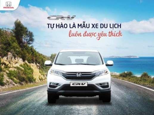 Giá xe Honda CRV tháng 7/2017 tại Biên Hòa