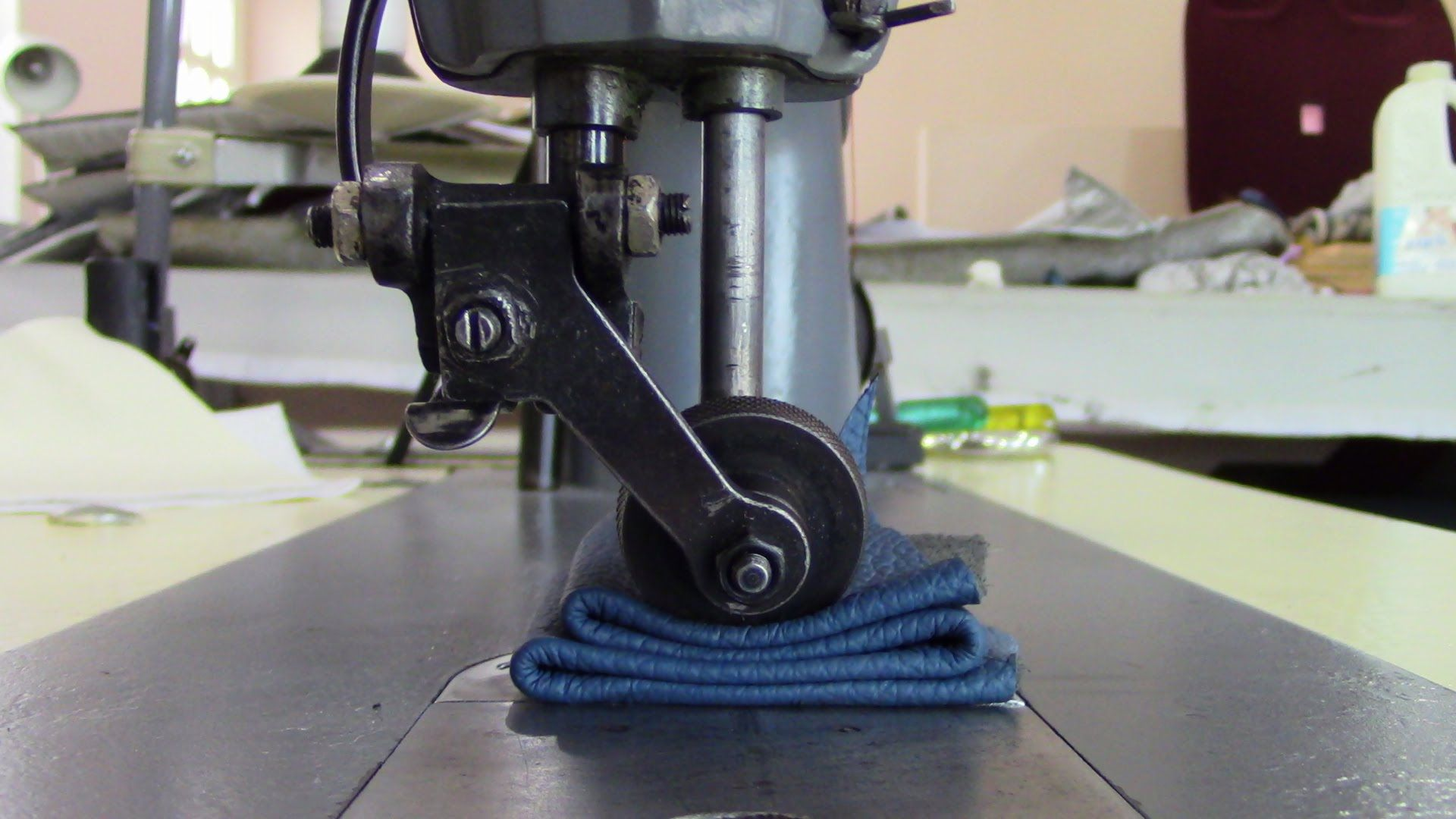 Auto Upholstery Sewing Machine Pleasing Auto Upholstery Sewing