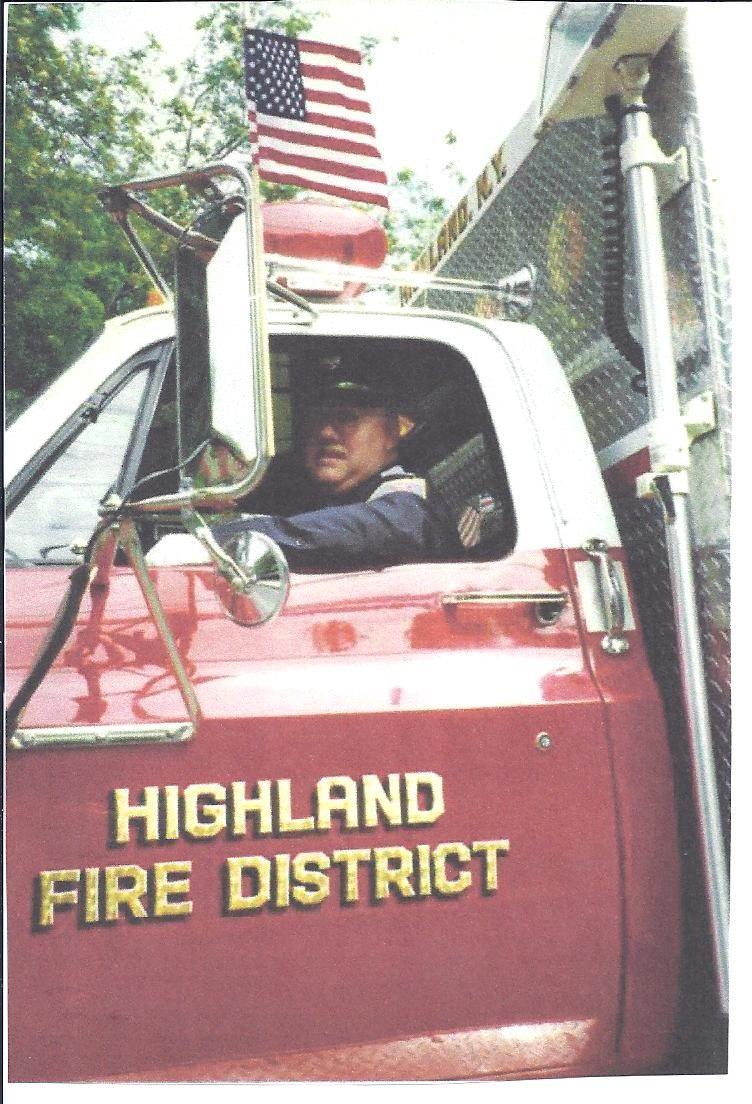 Firefighter/Driver Robert J. Shepard, Jr.