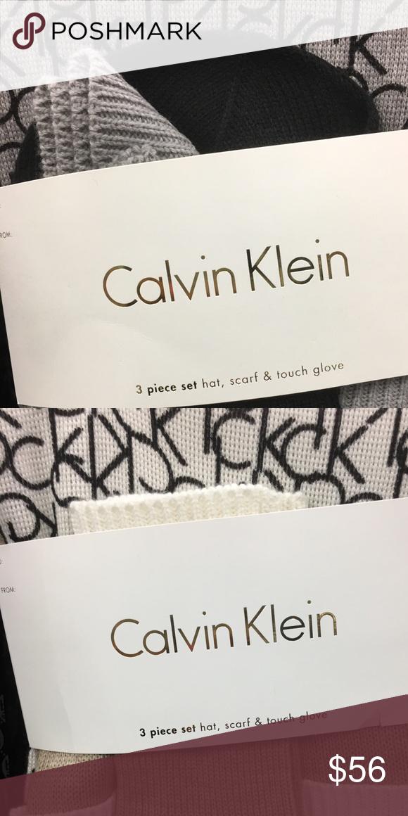 ebcad706647 Authentic Calvin Klein Glove