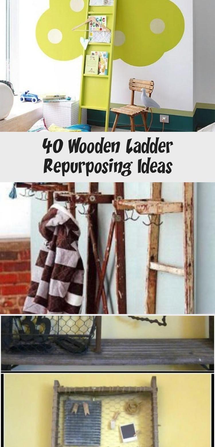 My Blog In 2020 Wooden Diy Wooden Ladder Old Wooden Ladders