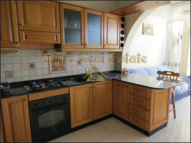 Malta Property 2 Bedroom Apartment Qawra Apartment Property Kitchen Living
