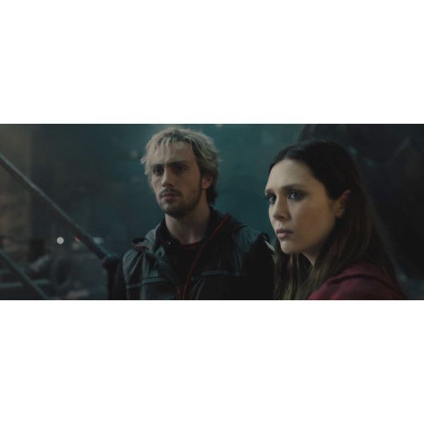 Marvel's Avengers Age Of Ultron Trailer Explained Shot By Shot... ❤ liked on Polyvore featuring marvel