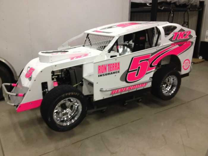 2011 lightning Chassis Mod lite for sale, this car is the
