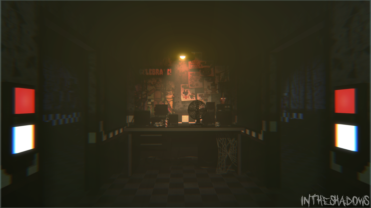 [SFM] FNAF 1 Office Remake by InTheShadowsYT on