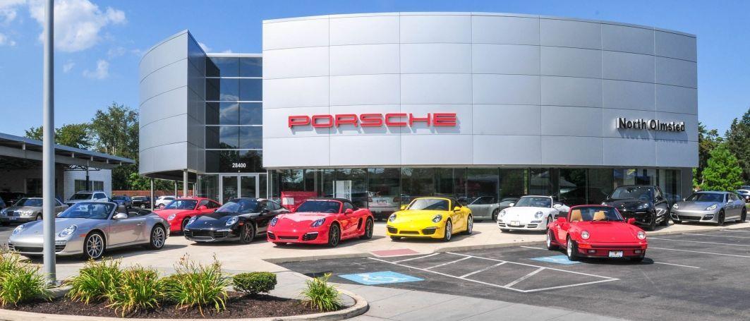 Porsche Dealer North Olmsted, Ohio Porsche of North