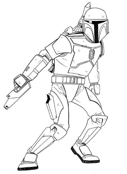Mandalorian Coloring Pages Super Coloring Pages Coloring Pages