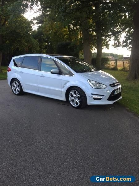 Ford S Max Titanium X Sport Auto 2 0 Turbo Ford Cars For Sale
