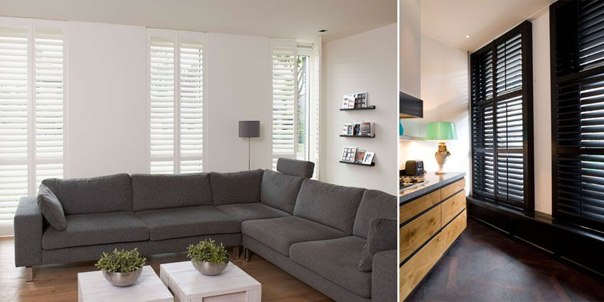jasno-shutters-woonkamer | Déco | Pinterest | Interiors