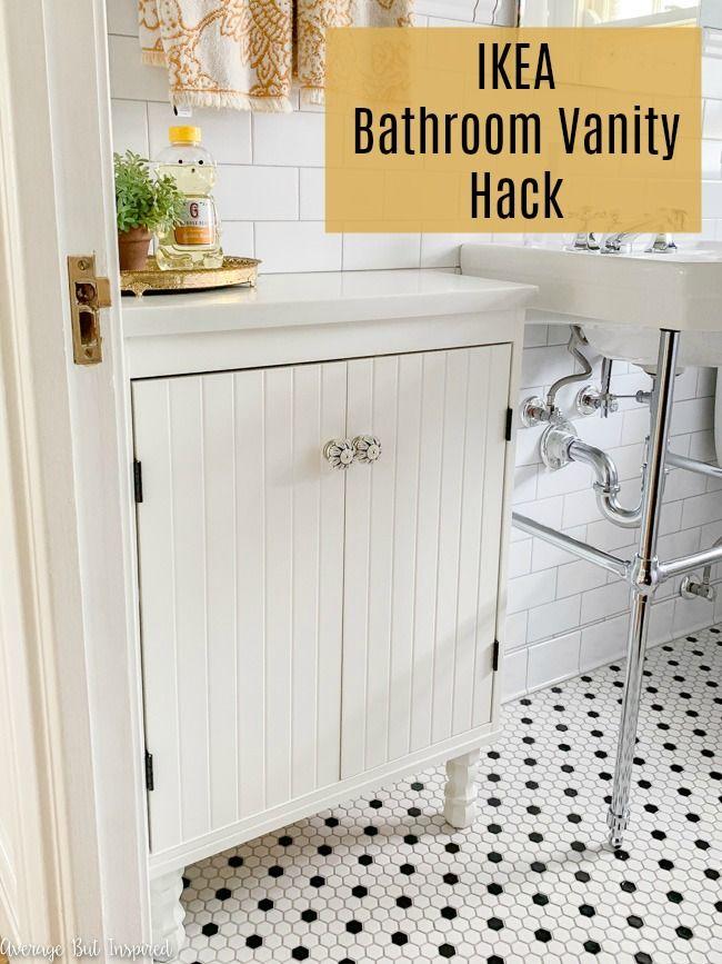 Ikea Bathroom Vanity, Ikea Bathroom Floor Cabinet