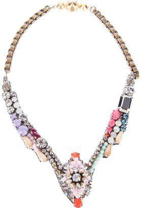 Shourouk Tabatha necklace Shourouk
