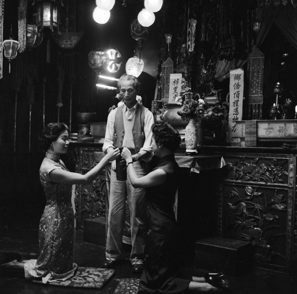 31 Beautiful Photos Of Life In San Francisco's Chinatown