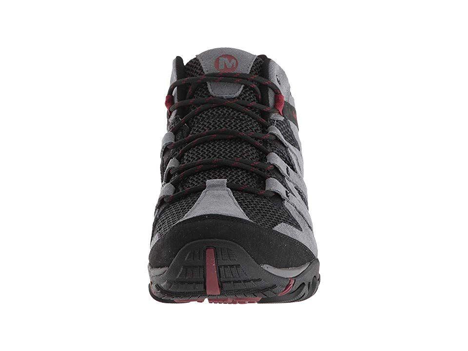 d191f421f8 Merrell Alverstone Mid Waterproof Men's Shoes Castlerock   Products ...