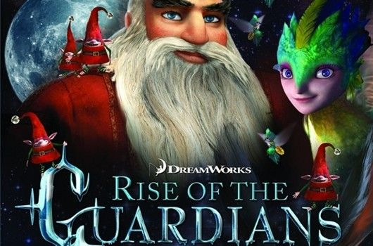 Movie Rise of the Guardians Poster Facebook Timeline Cover