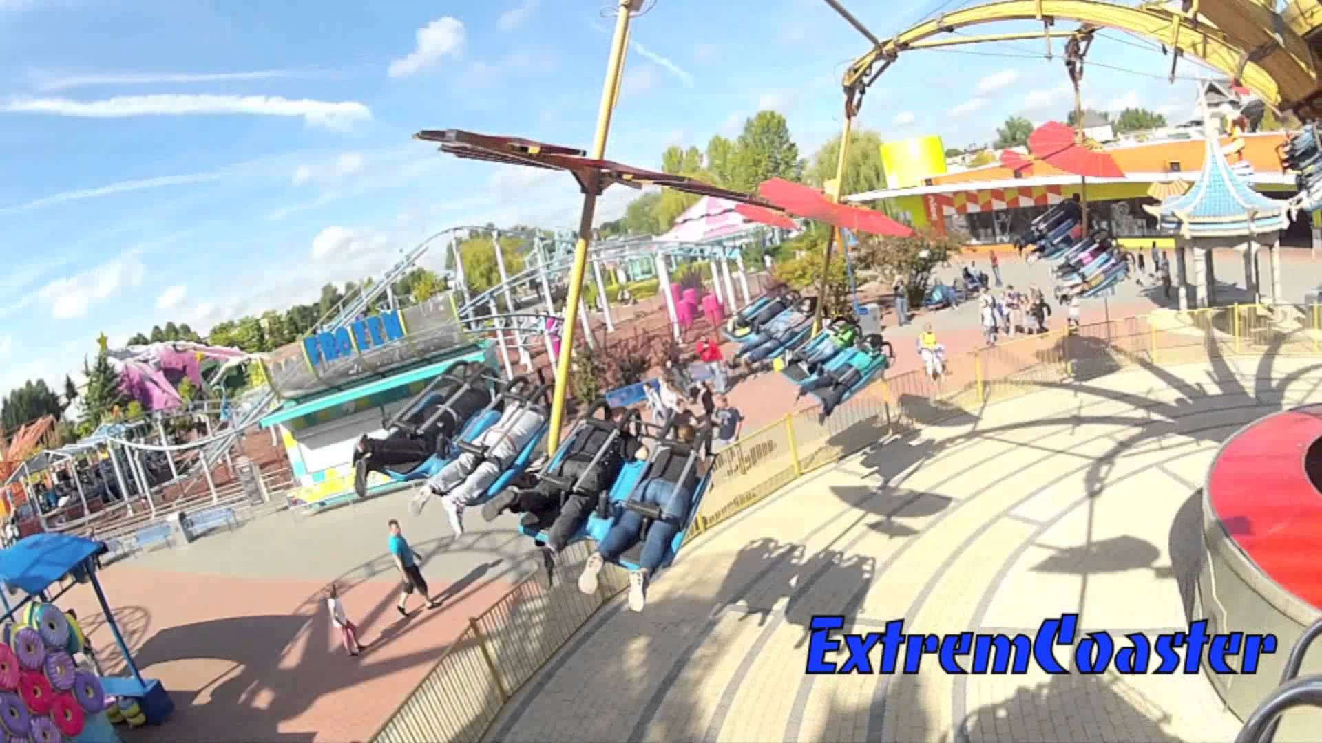 Avatar Air Glider On Ride Movie Park Germany Hd Ride Movie Park Germany