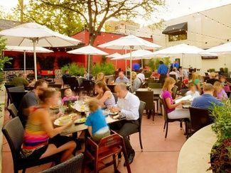 Dave Perry-Miller presents his 5 favorite Dallas restaurant patios