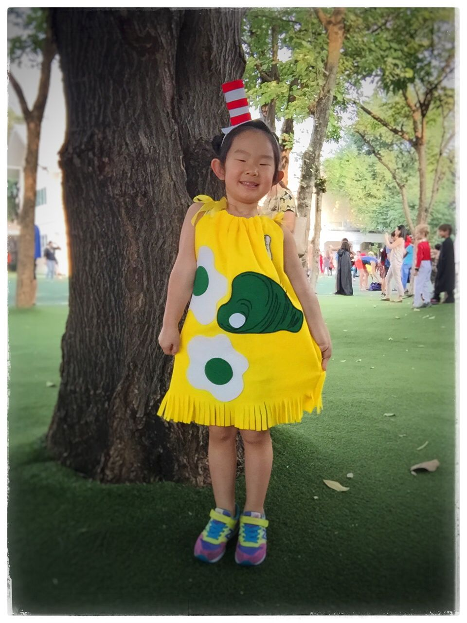 dr.seuss: green eggs and ham costume | dr suess in 2018 | pinterest