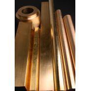 Liga de cobre e estanho - São oferecidas em peças como buchas, tarugos, discos e barras. Confira mais no link!