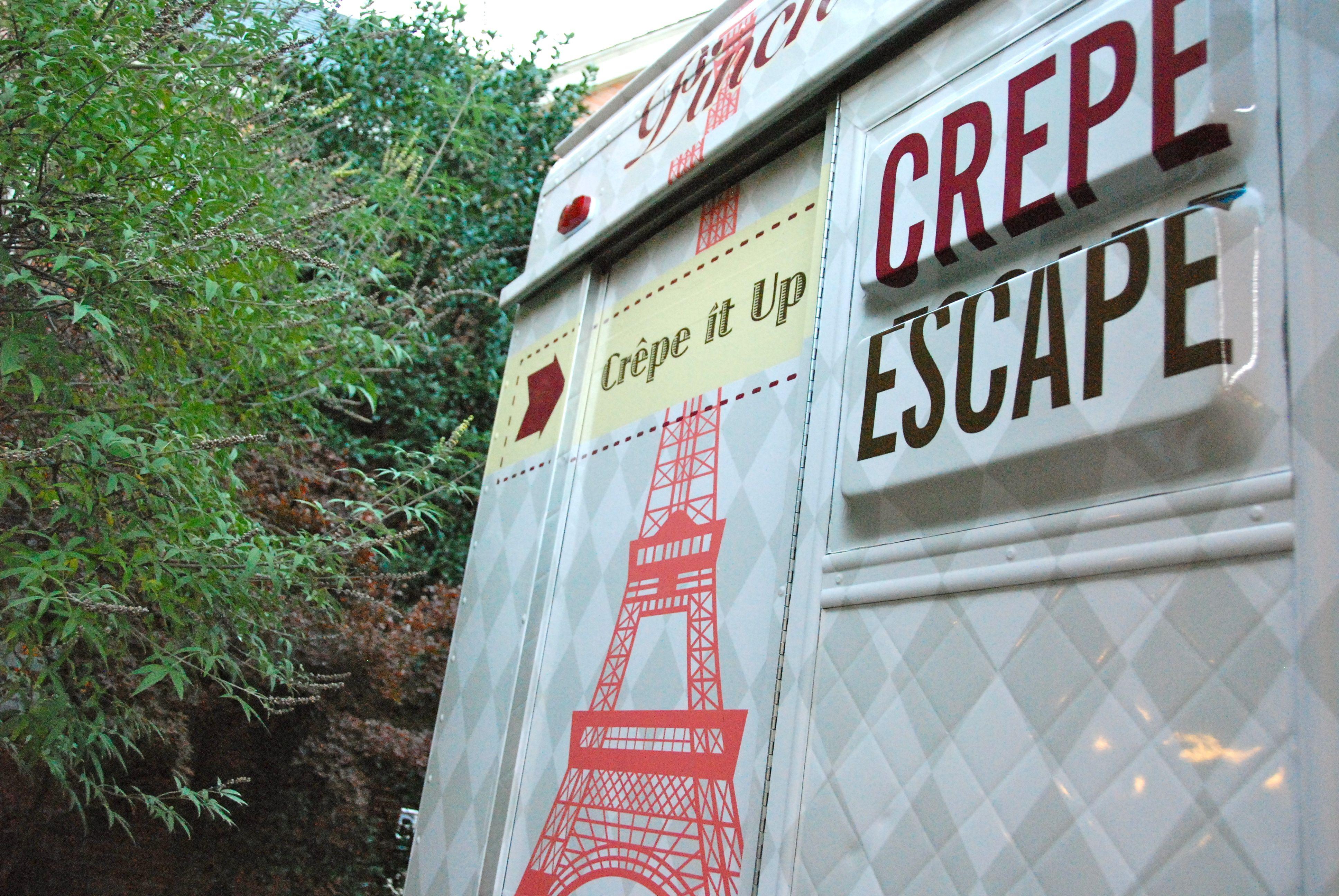 crepe escape!