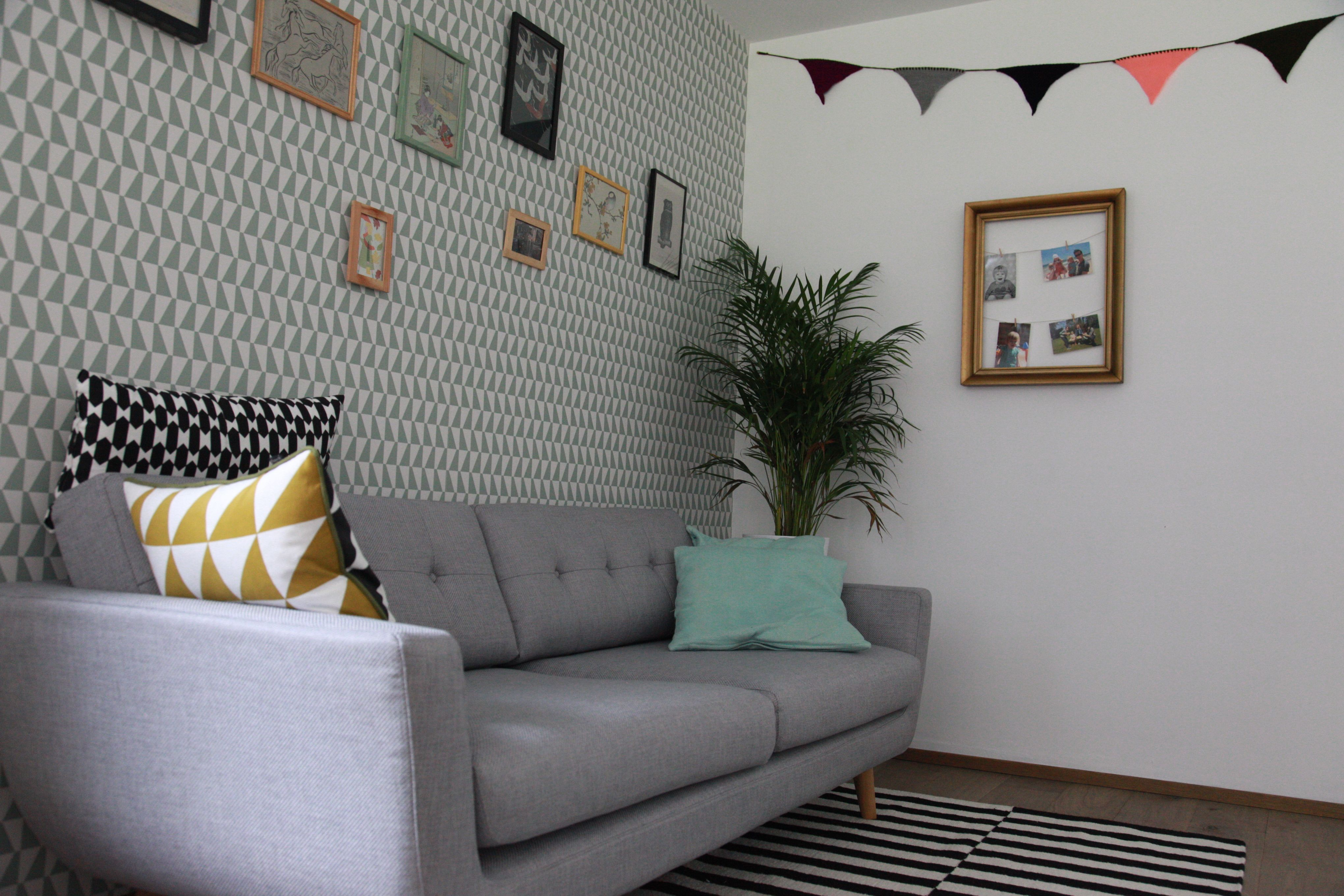Sofas, Met and Grey on Pinterest