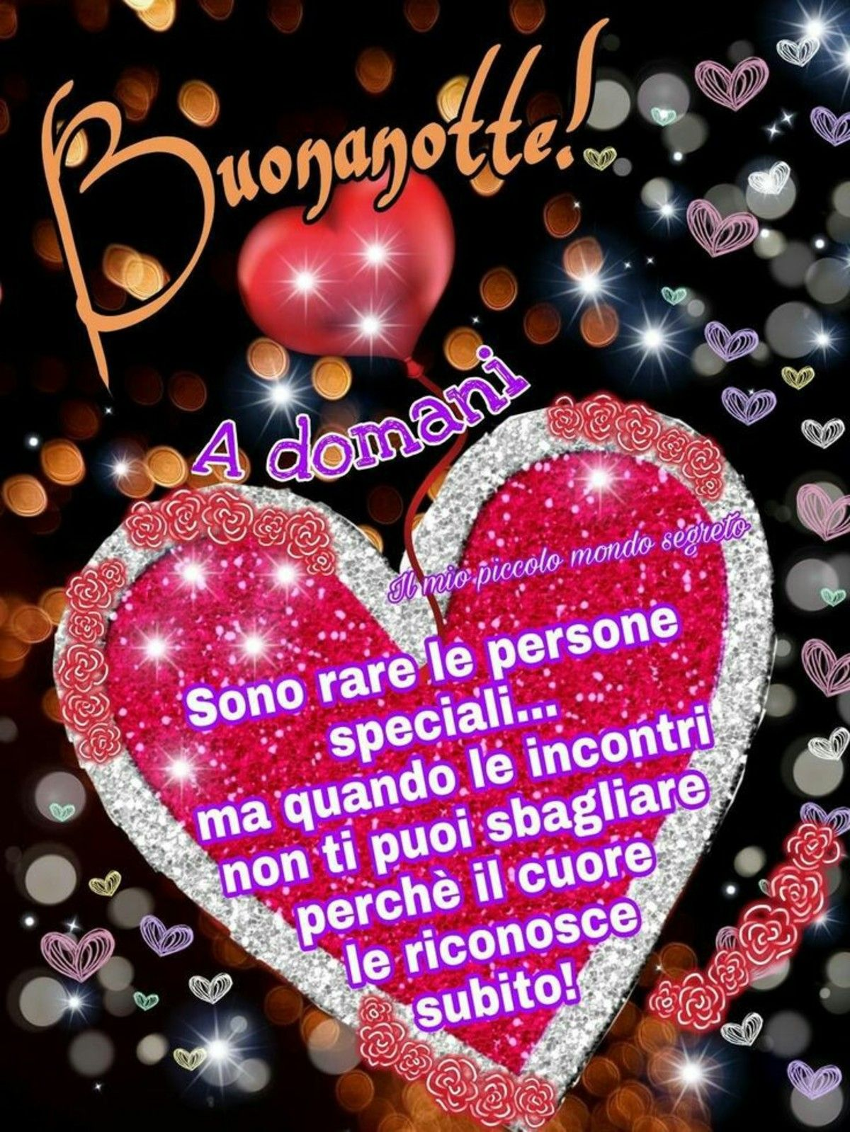 Whatsapp Frasi Buonanotte Amici Miei 7289 With Images Good