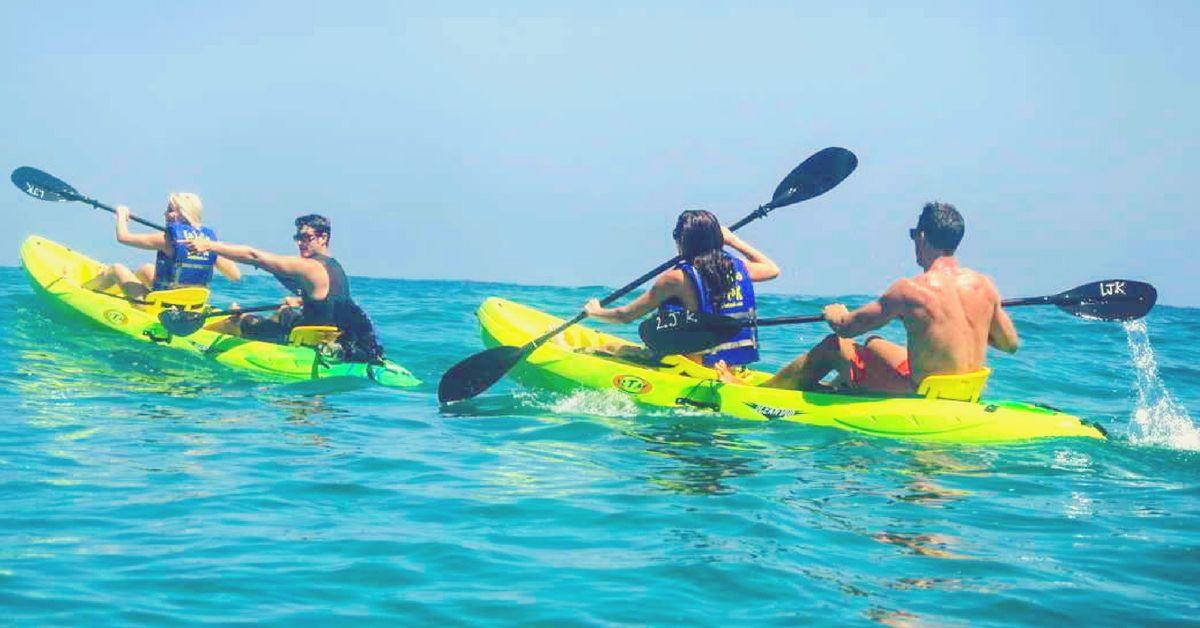 Bike And Kayak Tour Travel Kayak Tours Kayaking La