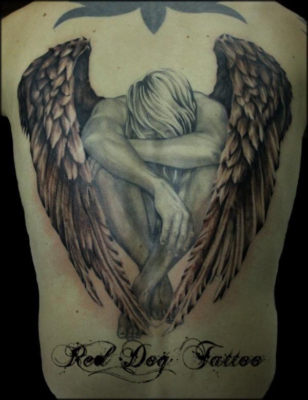 Pin By Tessa On Ideas Tatouage Tatouage Ange Tatouage Ailes