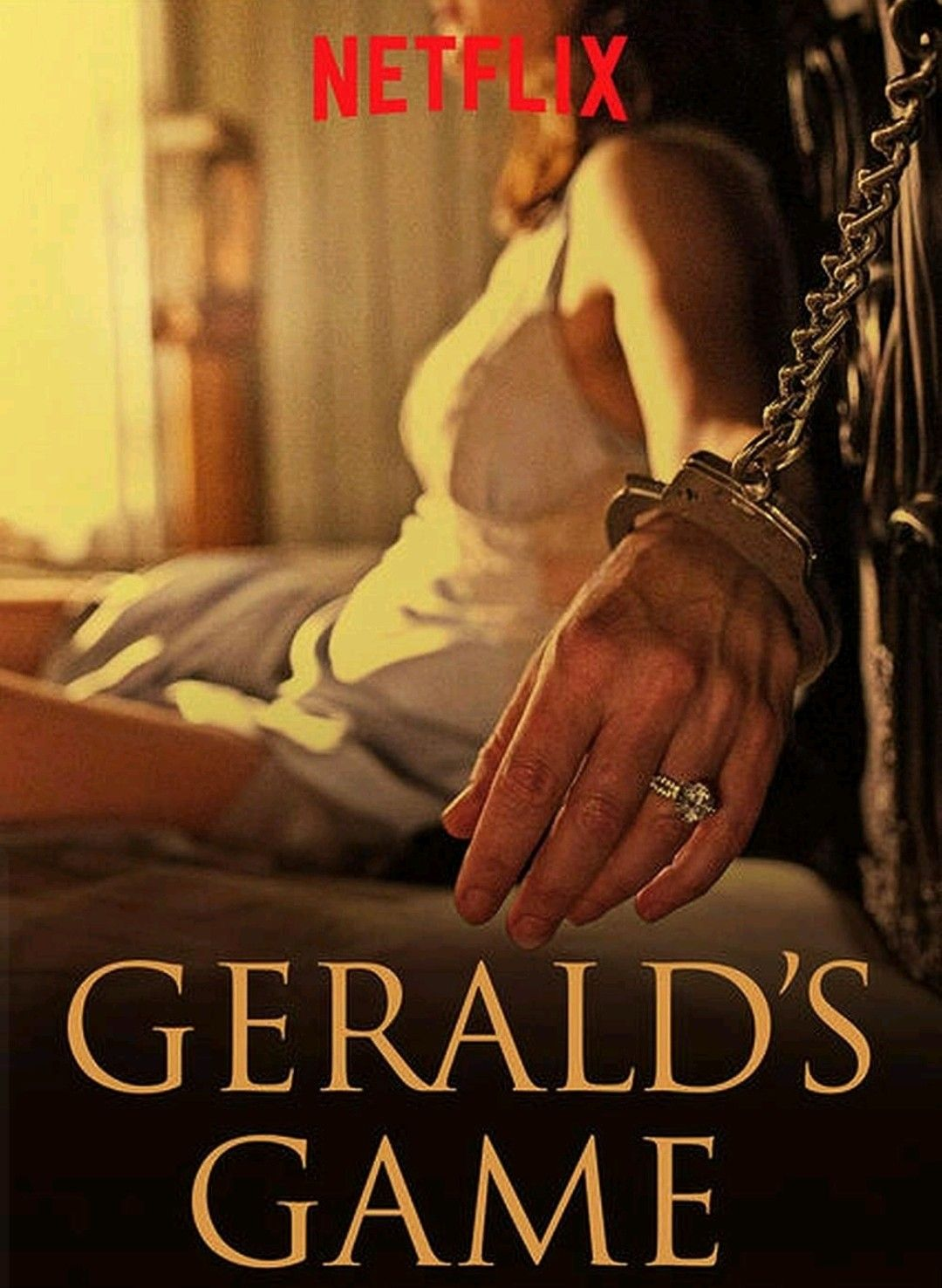 17. Gerald's Game in 2020 Gerald's game, Thriller movies