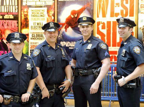 Hot police officer new york
