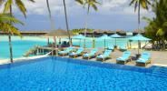 Anantara, Maldives. Possibly the best sun loungers in the world!