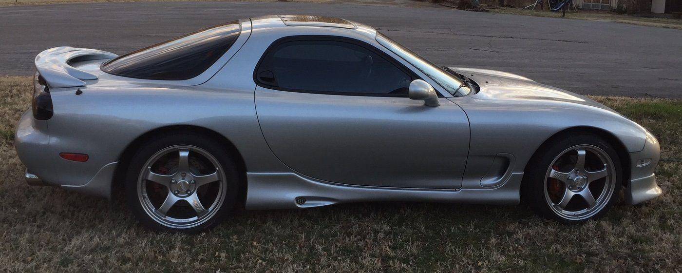 [For Sale] 94 FD3S SSM Touring, Apexi RX6