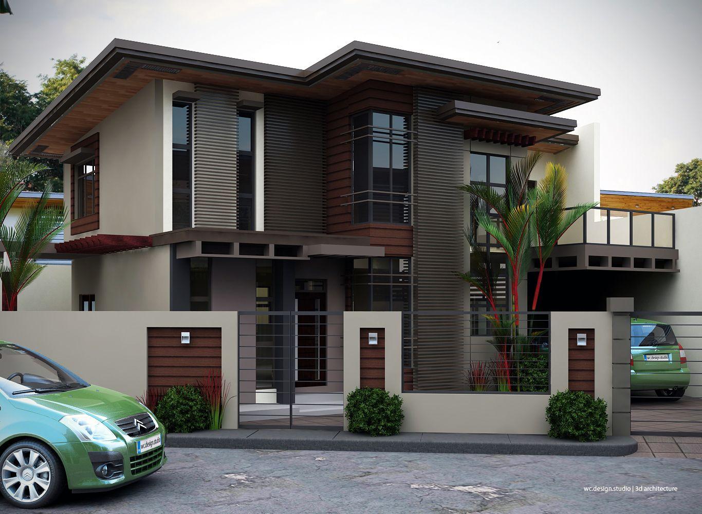 Proposed Double Storey House Amazing Architecture
