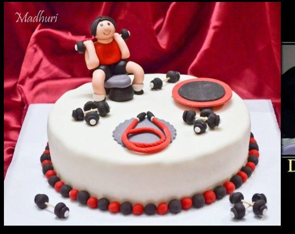 crossfit cake   crossfit cake   pinterest   gâteau