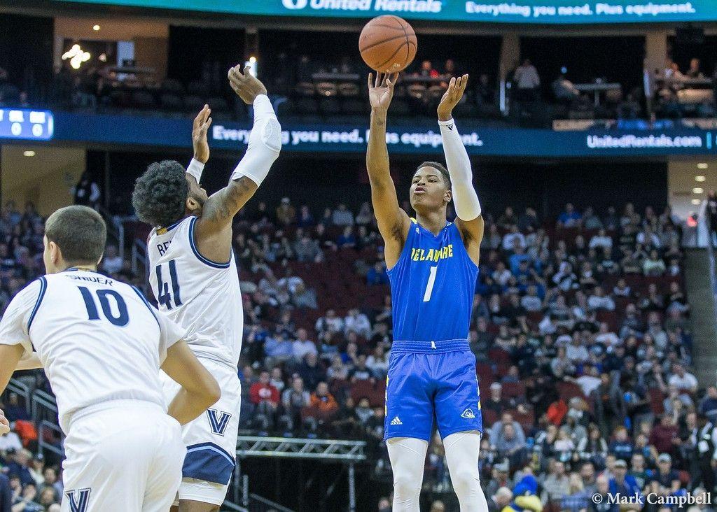 Five University of Delaware Men's Basketball Score In