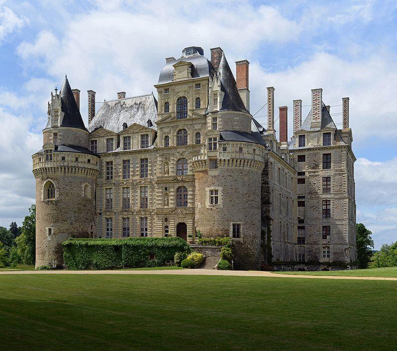 Château De Brissac, Brissac-Quincé, Maine-et-Loire