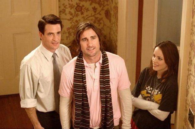 The Family Stone (2005)  with Dermot Mulroney, Luke Wilson, Rachel McAdams
