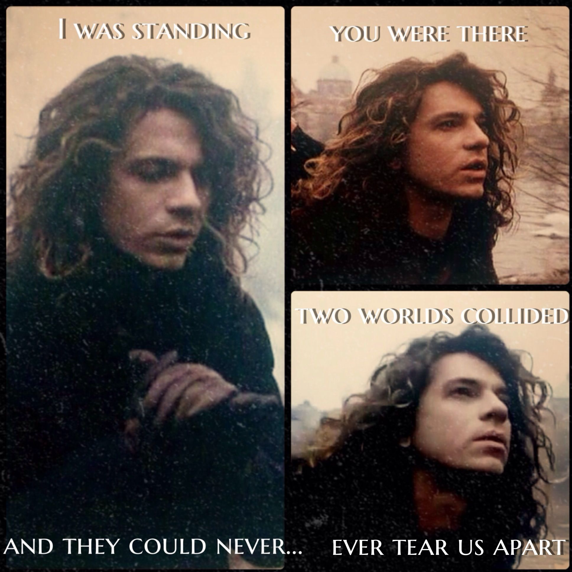 Inxs Never Tear Us Apart: Michael Hutchence ~ Elegantly Wasted