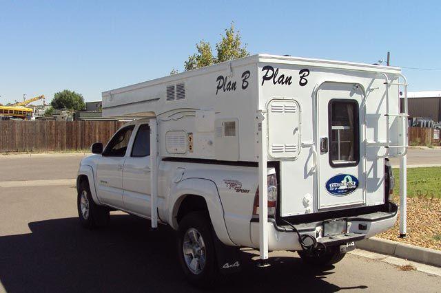 Phoenix Pulse Self Contained Truck Camper Truck Camper Pop Up