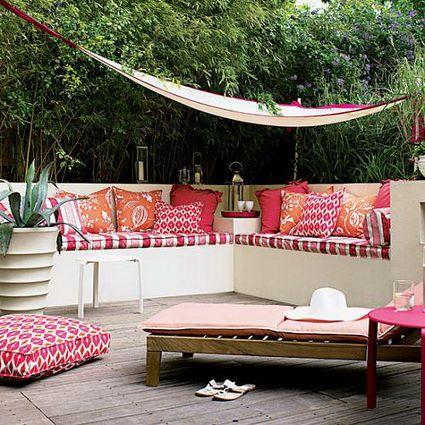 Ideas para patios pequeños Decoración de jardines pequeños Ideas