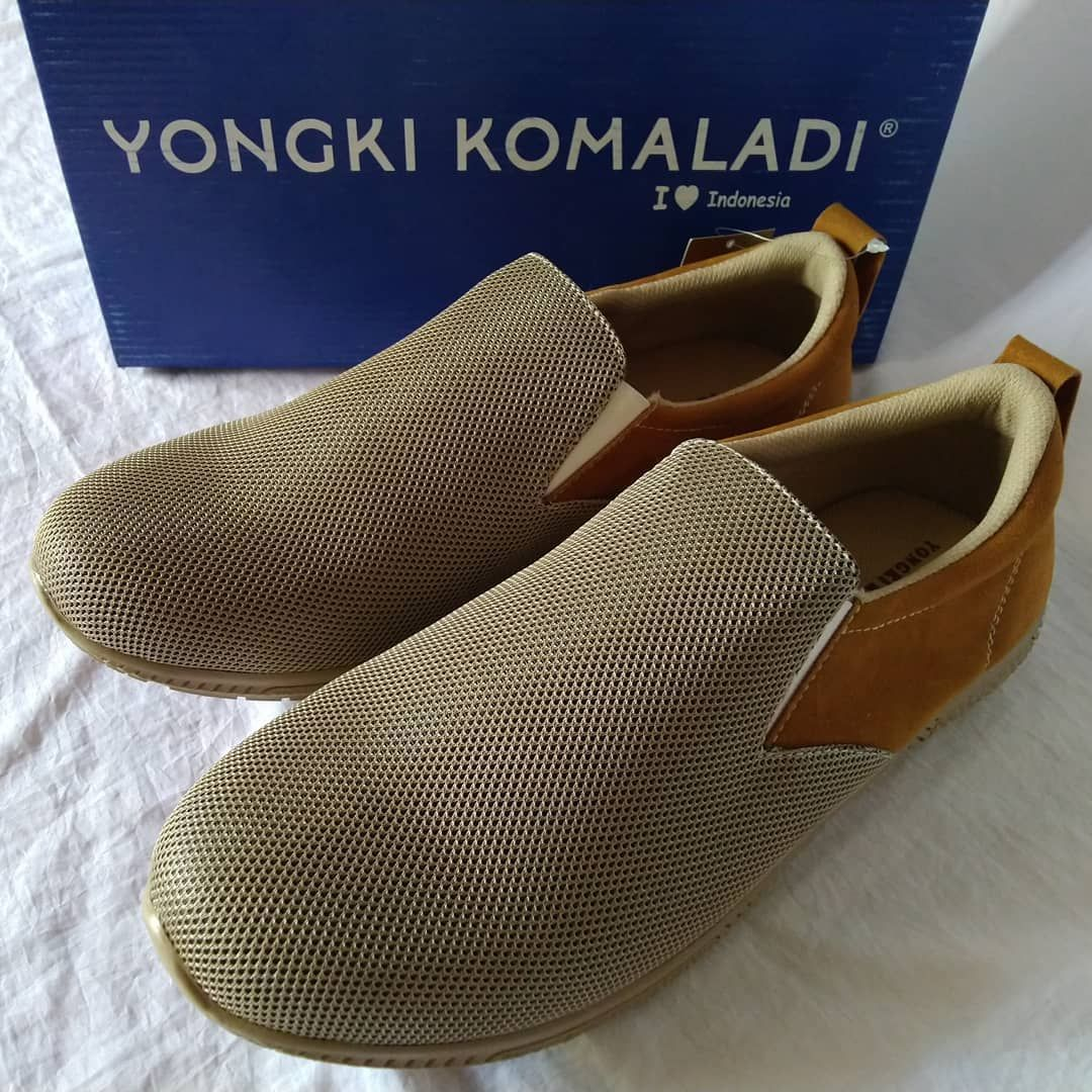 Sepatu casual wanita Yongki Komaladi 💯 original product