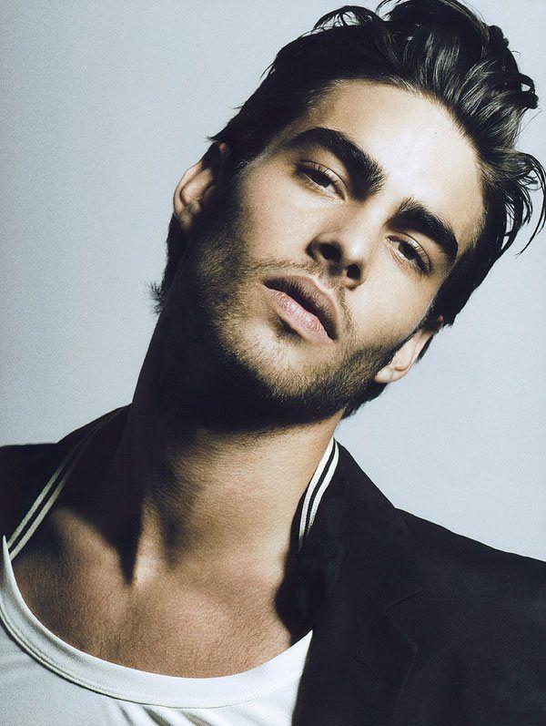 испанские модели мужчины