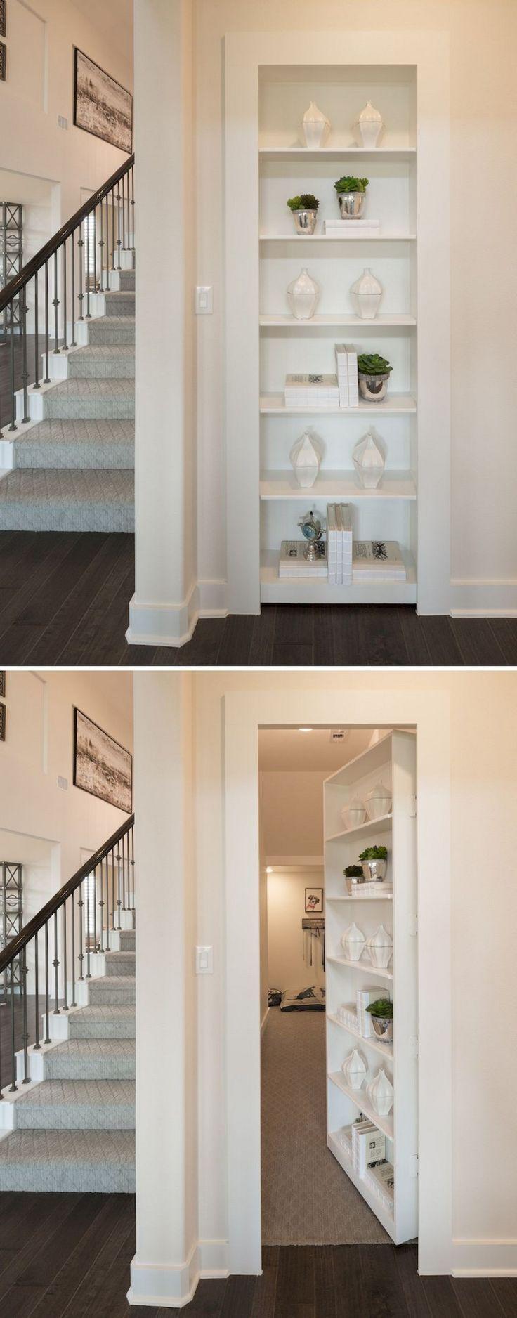 75+ Best Insanely Creative Hidden Door Designs for Storage
