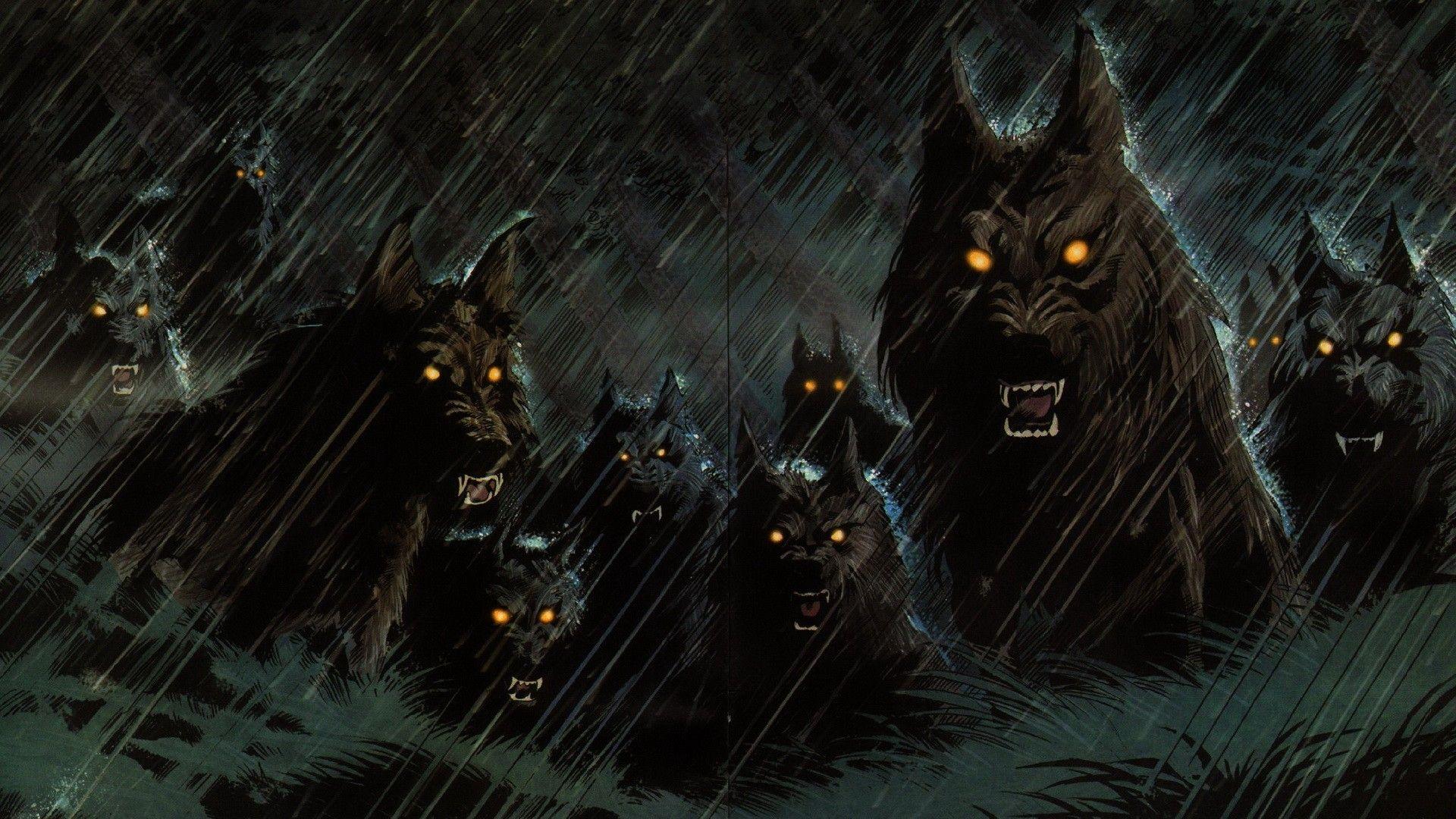 Hd wallpaper evil - Images Of Werewolves Werewolf Hd Wallpaper Background For Desktop
