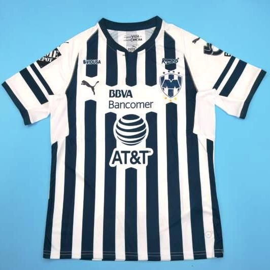 Club de futbol Rayados Monterrey soccer jersey Home   Away 2018-2019 ... 7b199ddbf