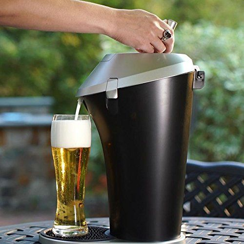 Turn Canned And Bottled Beer Into Draft Beer